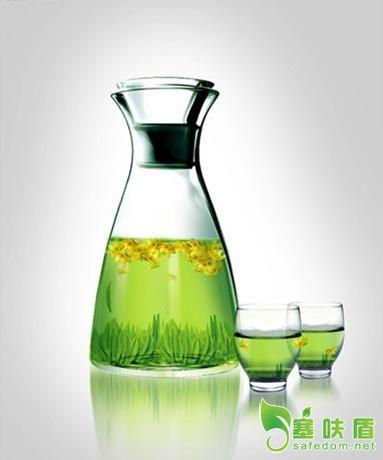 春季保健 每天三杯绿茶脂肪燃烧