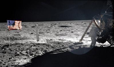 阿姆斯特朗的伙伴回忆月球行走