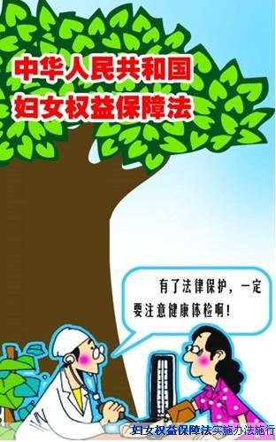 中华人民共和国妇女权益保障法(修正)