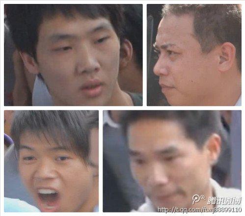 深圳公布20名打砸者头像 督促自首呼吁市民举报